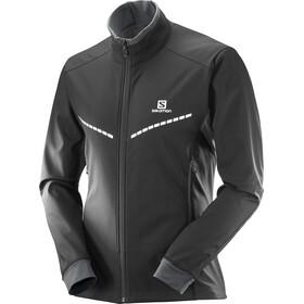 Salomon M's Equipe TR Jacket Black/Forged Iron